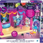 "Rinkinys My little Pony: Equestria Girls Minis ""Šou scena"""