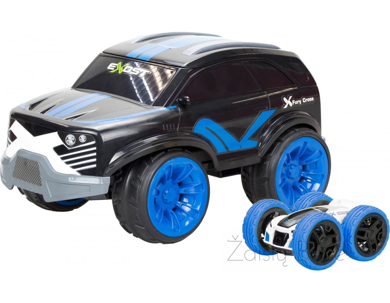 Automobilis RC Fury cross