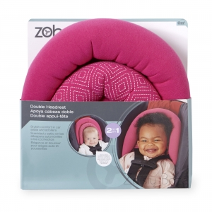 Kūdikiui įdėklas Zobo 2 In 1 Double Headrest