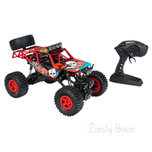 Automobilis RC ROCK SAVAGE 4x4