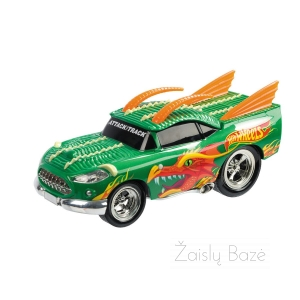 Automobilis su nuotolinio valdymo pultu HOT Wheels Dragon Fire