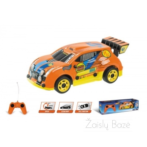 Automobilis  RC valdomas Hot Wheels Fast 4WD