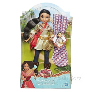 Lėlė Disney Princess Elena of Avalor Adventure Outfit