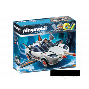 Playmobil 9252 Top Agents