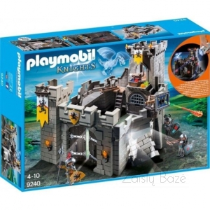 PLAYMOBIL 9240 Lion Knights Castle Playset