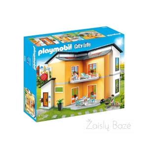 Playmobil 9266 Namas  City Life Modern House with Working Doorbell
