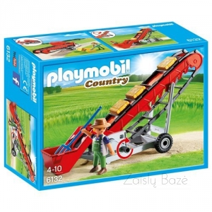 Playmobil 6132 Country šieno ryšulių konvejeris
