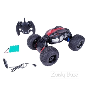 Automobilis RC - Transforming Car Two side crawler