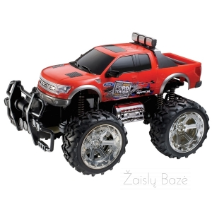 Automobilis RC Ford Raptor Jeep 1:8