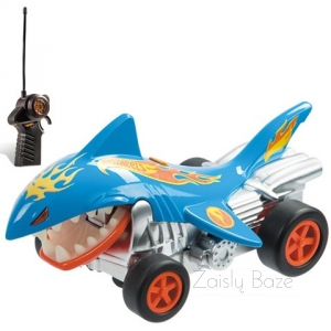 Automobilis RC Hot wheels Shark Attack