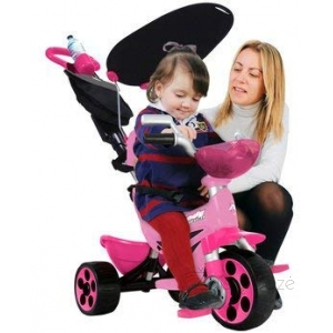 Triratukas Avigo Body tricycle Trike Pink