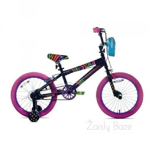 Avigo 18 inch girls LittleMissMatched Bike