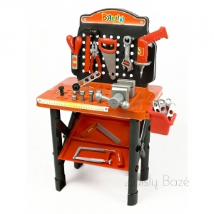 Bruin darbastalis Tool Bench with Accessories