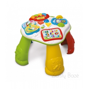 Lavininmo staliukas Activity Table words, music and baby pad
