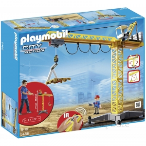 Playmobil kranas 5466 City Action