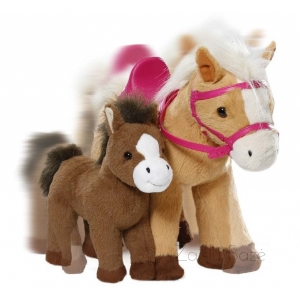 BABY BORN PONY FARM INTERACTIVE SUNNY & BABY 822371