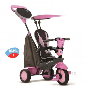 Smart Trike triratukas Touch sTeering  4in1