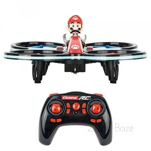 Carrera RC dronas Nintendo Mini Mario Copter 370503024