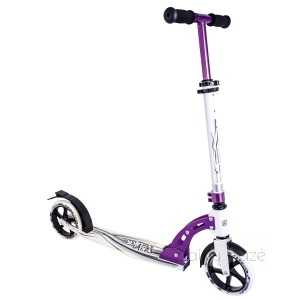 IntertekGS paspirtukas Aluminium Pro Scooter NoRules XXL 180 mm SR with suspension