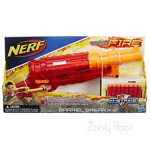 Nerf N-Strike Barrel Break IX-2 , Sonic Fire šautuvas
