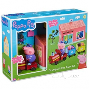 Peppa Pig Grndpather's Litte Train Set