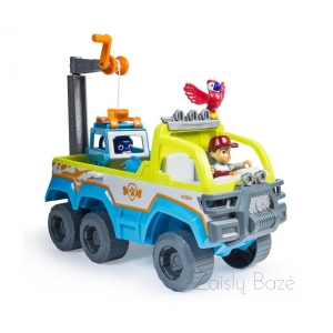 Nickelodeon PAW PATROL Jungle Rescue visureigis su figūrėlėmis Jungle