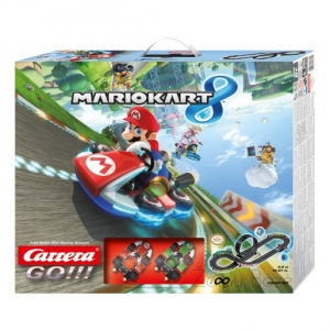 Carrera GO!!! 1:43 Scale Slot Racing System Mario Kart