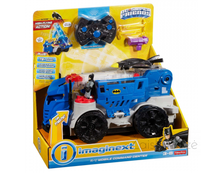 Imaginext GR/C Mobile Comand Center rinkinys